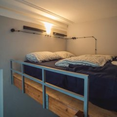 Хостел Bliss Стандартный семейный номер с двуспальной кроватью (общая ванная комната) фото 12
