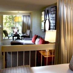 Le Parc Suite Hotel 4* Люкс с различными типами кроватей фото 3