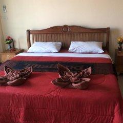 Отель Na's Place сейф в номере