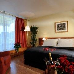 Art Hotel Prague 4* Полулюкс с различными типами кроватей