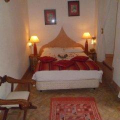 Отель Riad Dar Nabila 3* Стандартный номер с различными типами кроватей фото 11