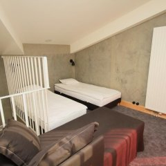 KURSHI Hotel & SPA 3* Стандартный семейный номер с различными типами кроватей фото 5