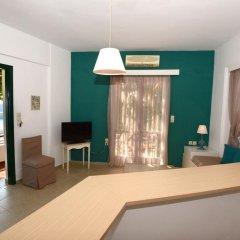 Pela Mare Hotel 4* Улучшенные апартаменты с различными типами кроватей фото 8