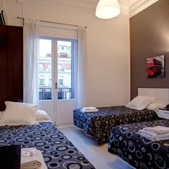 Отель Hostal Besaya Стандартный номер с различными типами кроватей фото 6