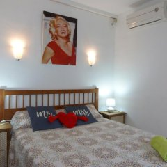 Отель Apartamento Rambla Catalunya Испания, Барселона - отзывы, цены и фото номеров - забронировать отель Apartamento Rambla Catalunya онлайн комната для гостей фото 4