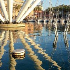 Отель Le Fontane Marose Генуя бассейн
