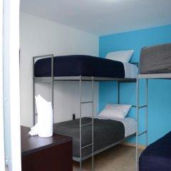 Отель Hostal Be Condesa Кровать в женском общем номере фото 2