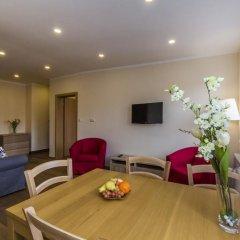 Отель Aparthotel Lublanka 3* Люкс с различными типами кроватей фото 25