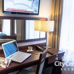 Отель City Center Rooms 3* Стандартный номер с различными типами кроватей