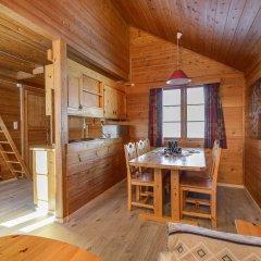 Отель Lillehammer Fjellstue 3* Коттедж с различными типами кроватей фото 20