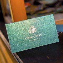 Отель Seven Corals удобства в номере фото 2