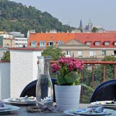 Отель Angel´s view балкон
