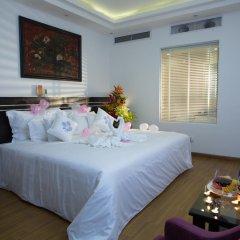 Noble Boutique Hotel Hanoi 3* Люкс с различными типами кроватей фото 3