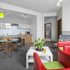 Отель Aparts Bed & Breakfast 3* Апартаменты с различными типами кроватей фото 9