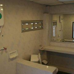 Отель The Gemstone Bangkok Бангкок ванная
