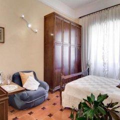 Отель Oltre le Mura Италия, Рим - отзывы, цены и фото номеров - забронировать отель Oltre le Mura онлайн комната для гостей фото 4