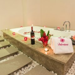Valentine Hotel 3* Люкс с различными типами кроватей фото 10