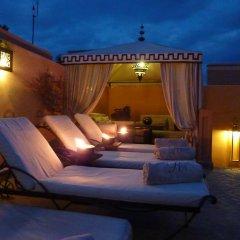 Отель Riad Hermès Марокко, Марракеш - отзывы, цены и фото номеров - забронировать отель Riad Hermès онлайн бассейн фото 2