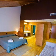 Отель Oca Golf Balneario Augas Santas 4* Стандартный номер с двуспальной кроватью фото 2