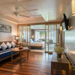 Отель Katathani Phuket Beach Resort 5* Люкс Премиум с различными типами кроватей фото 2