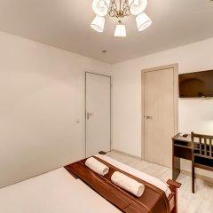 Гостиница Статус 3* Улучшенный номер двуспальная кровать фото 5