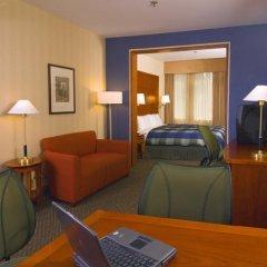 Отель Club Quarters, Central Loop 4* Люкс с различными типами кроватей фото 9