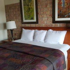 Отель Budget Host Platte Valley Inn 2* Улучшенный номер с различными типами кроватей фото 4