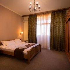 Отель Олимпия 3* Стандартный семейный номер с двуспальной кроватью