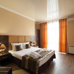 Гостиница Вавилон 3* Люкс с двуспальной кроватью фото 6
