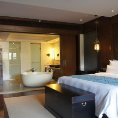 Отель Anantara Sanya Resort & Spa 5* Люкс с различными типами кроватей фото 4