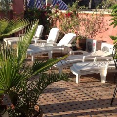 Отель Riad Harmattan Марракеш бассейн фото 3