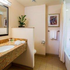 Отель Courtyard by Marriott Prague City 4* Стандартный номер разные типы кроватей