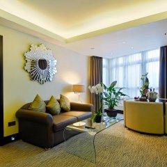 Отель The Montcalm London Marble Arch 5* Номер Делюкс с различными типами кроватей фото 5