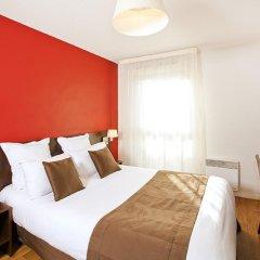 Отель Séjours et Affaires Paris Malakoff 2* Студия с различными типами кроватей фото 10
