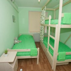 Хостел ВАМкНАМ Захарьевская Номер Эконом с различными типами кроватей фото 21