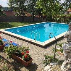 Отель Guest house Magyar Route 66 Венгрия, Силвашварад - отзывы, цены и фото номеров - забронировать отель Guest house Magyar Route 66 онлайн бассейн фото 3