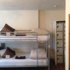 Kipps Brighton Hostel Кровать в общем номере с двухъярусной кроватью фото 5