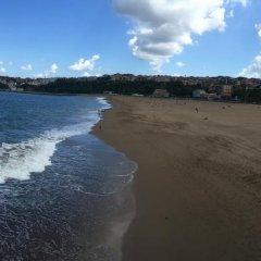 Hotel Neguri пляж