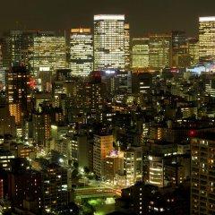Отель Ginza Creston Токио приотельная территория фото 2