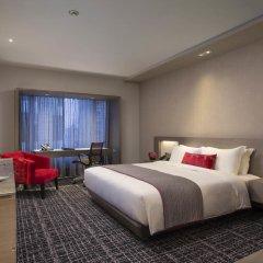 Carlton Hotel Singapore 4* Представительский номер с двуспальной кроватью
