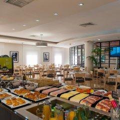 Отель Silken Amara Plaza Испания, Сан-Себастьян - 1 отзыв об отеле, цены и фото номеров - забронировать отель Silken Amara Plaza онлайн питание фото 2
