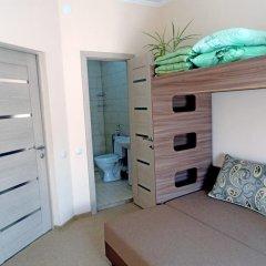 Хостел Мир Без Границ Стандартный номер с различными типами кроватей фото 13