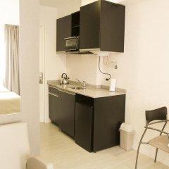 Отель Tempora Rent Стандартный номер с различными типами кроватей фото 12