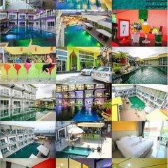 Отель Central Pattaya Garden Resort питание фото 3