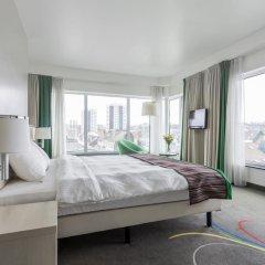 Отель Park Inn by Radisson Brussels Midi 3* Стандартный номер с различными типами кроватей фото 3
