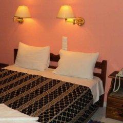 Отель Palladion Греция, Остров Санторини - отзывы, цены и фото номеров - забронировать отель Palladion онлайн комната для гостей фото 4