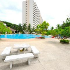 Отель View Talay 1 By Pattaya Capital Property Таиланд, Паттайя - отзывы, цены и фото номеров - забронировать отель View Talay 1 By Pattaya Capital Property онлайн бассейн фото 2