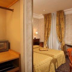Hotel Condotti 3* Стандартный номер с двуспальной кроватью фото 12