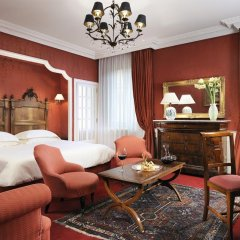 Отель Helvetia & Bristol Firenze Starhotels Collezione 5* Номер Делюкс фото 2