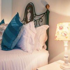 Отель Casinha Das Flores 3* Улучшенный номер фото 8
